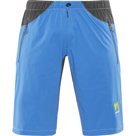 Karpos Rock Bermuda Homme, bluette/dark grey